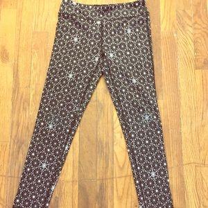 Buy 1 get 1 free Cute star print workout leggings